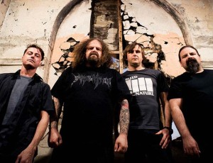 Official Napalm Death Homepage