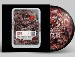 "Picture LP ""Apex Predator – Easy Meat"" available on 02. January 2019."