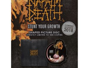 Limited Stunt Your Growth SHAPE VINYL